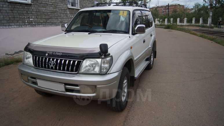 Toyota Land Cruiser Prado, 2001 год, 780 000 руб.