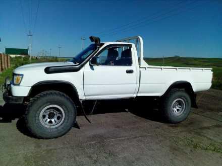 продажа авто в красноярском крае пикап список