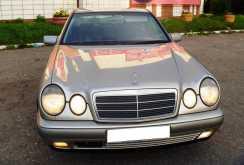 Mercedes-Benz E-класс, 1999 г., Омск