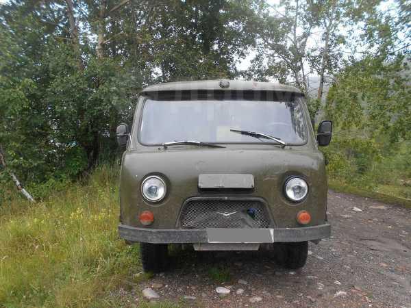 УАЗ Буханка, 1975 год, 130 000 руб.