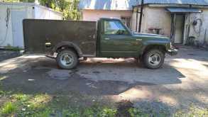Хабаровск Сафари 1996