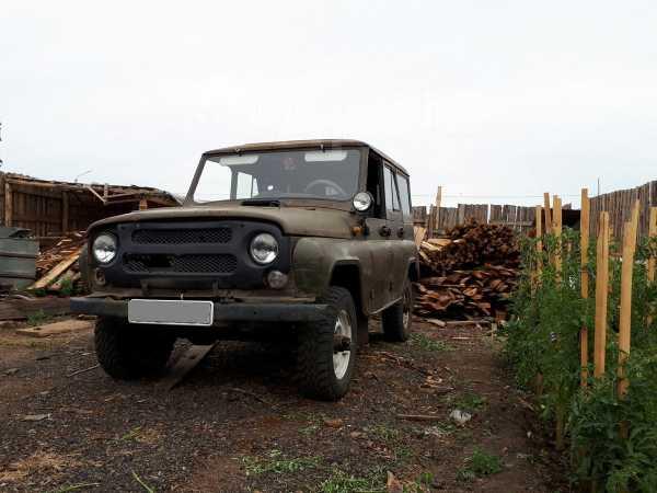 УАЗ 469, 1998 год, 160 000 руб.