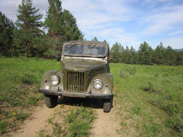 ГАЗ 69, 1972 год, 150 000 руб.