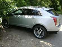 Москва Cadillac SRX 2012