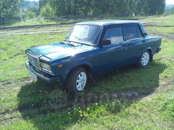 Лада 2107, 2009 год, 107 000 руб.