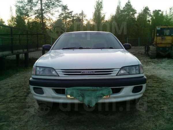 Toyota Carina, 1996 год, 100 000 руб.