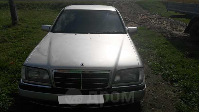 Mercedes-Benz C-Class, 1996 год, 130 000 руб.