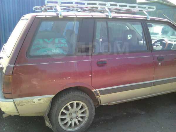 Mitsubishi Chariot, 1990 год, 54 000 руб.