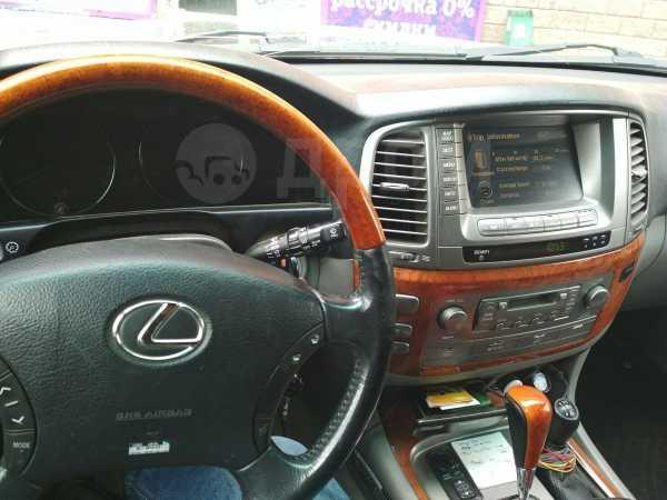 Lexus LX470, 2005 год, 1 190 000 руб.
