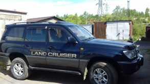 Комсомольск-на-Амуре Land Cruiser 2002