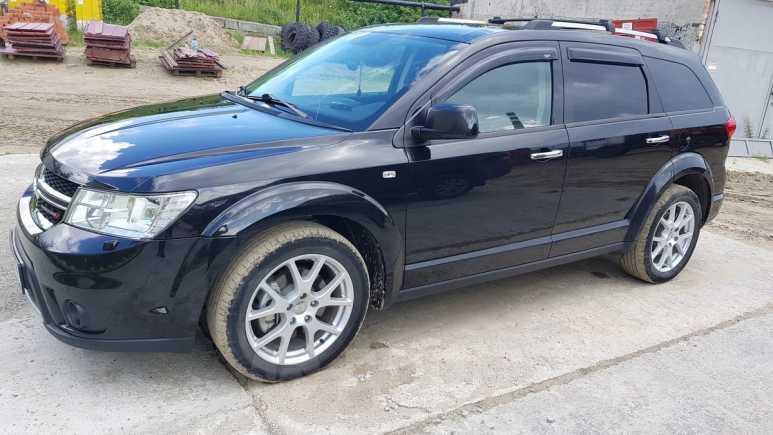 Dodge Journey, 2012 год, 920 000 руб.