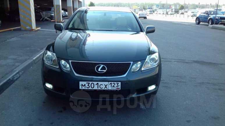 Lexus GS300, 2007 год, 700 000 руб.
