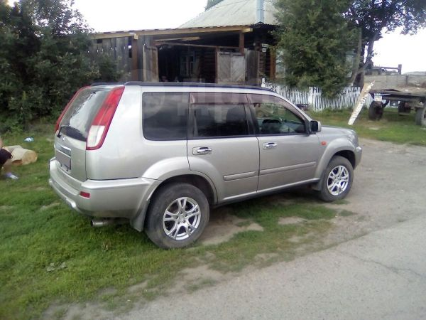 Nissan X-Trail, 2002 год, 365 000 руб.