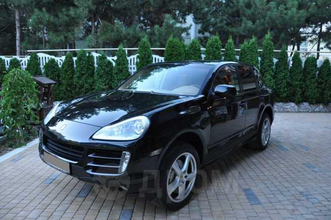 Porsche Cayenne, 2008 год, 1 300 000 руб.