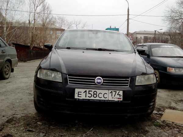 Fiat Stilo, 2002 год, 135 000 руб.