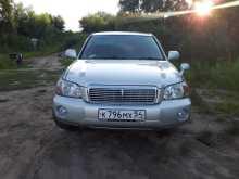 Новосибирск Клюгер Ви 2003