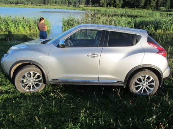 Nissan Juke, 2014 год, 830 000 руб.