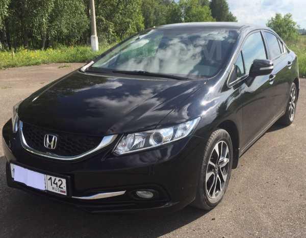 Honda Civic, 2014 год, 975 000 руб.