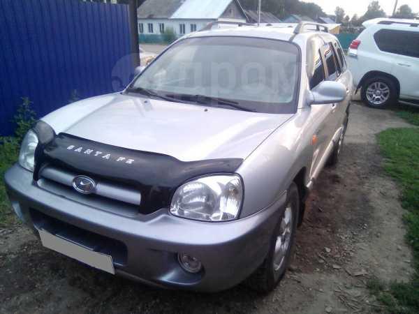 Hyundai Santa Fe, 2005 год, 370 000 руб.