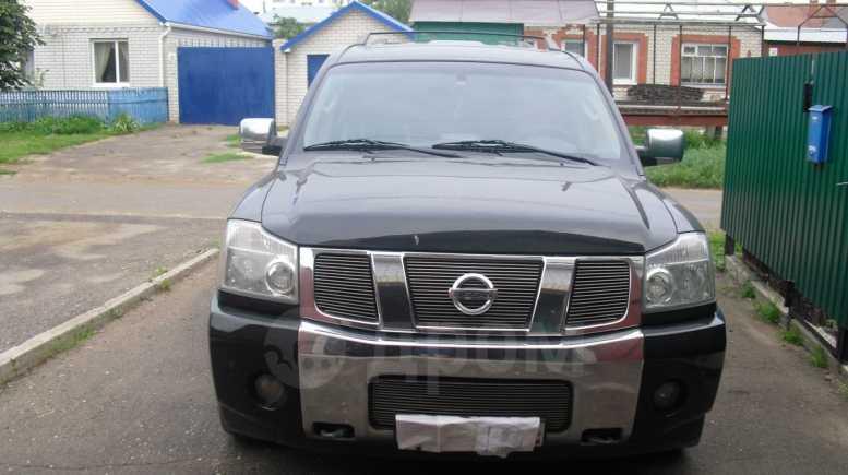 Nissan Armada, 2006 год, 900 000 руб.