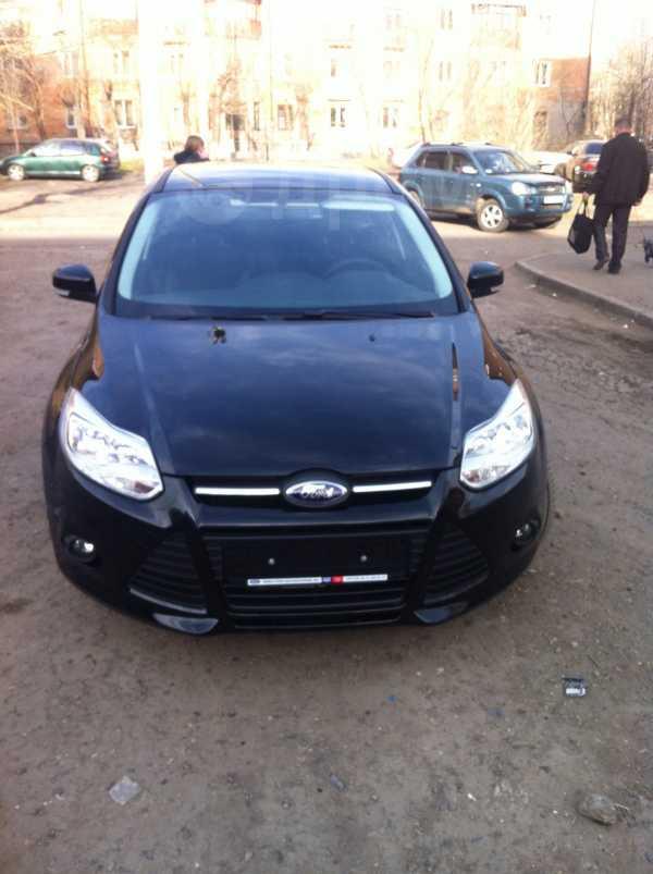 Ford Focus, 2014 год, 579 000 руб.