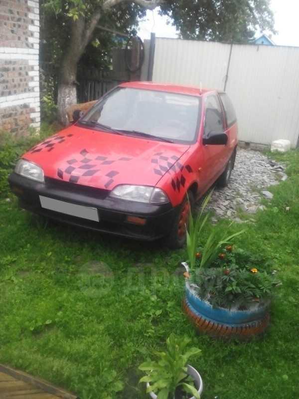 Suzuki Swift, 1989 год, 55 000 руб.
