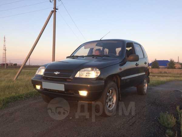 Chevrolet Niva, 2007 год, 249 999 руб.
