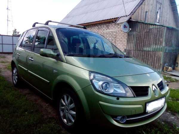 Renault Scenic, 2007 год, 320 000 руб.