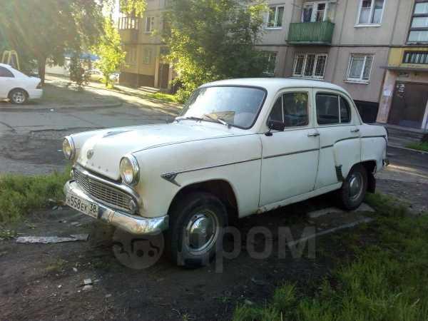 Москвич 403, 1963 год, 70 000 руб.