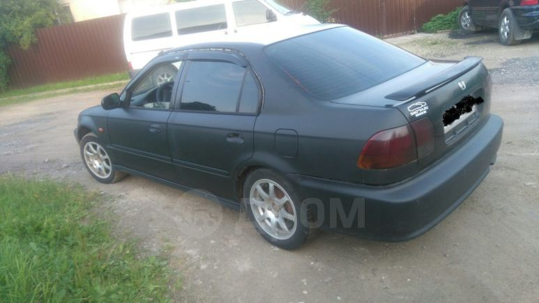 Honda Civic, 1999 год, 120 000 руб.