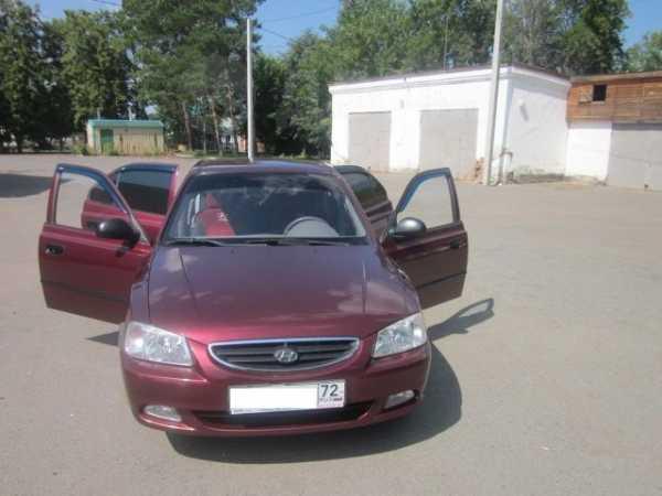 Hyundai Accent, 2010 год, 270 000 руб.