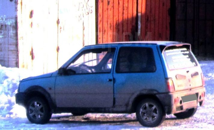 Лада 1111 Ока, 2001 год, 89 000 руб.