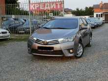Ростов-на-Дону Corolla 2014