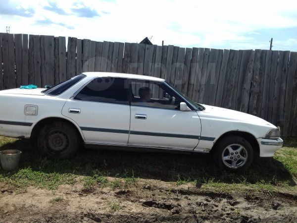 Toyota Mark II, 1990 год, 100 000 руб.