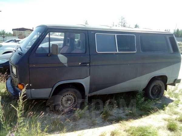 Volkswagen Transporter, 1982 год, 30 000 руб.