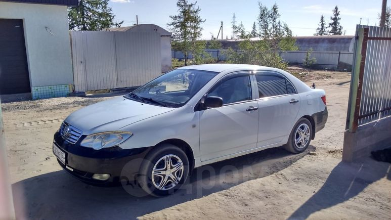BYD F3, 2011 год, 270 000 руб.