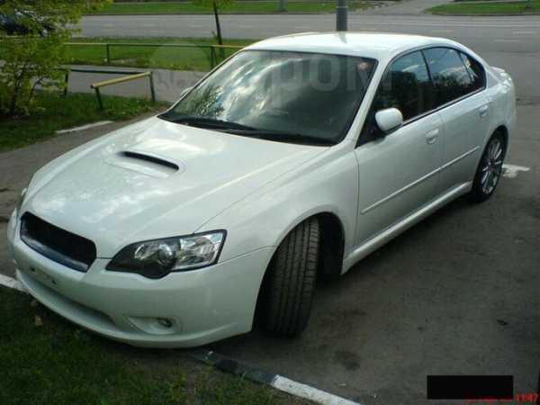 Subaru Legacy B4, 2003 год, 660 000 руб.