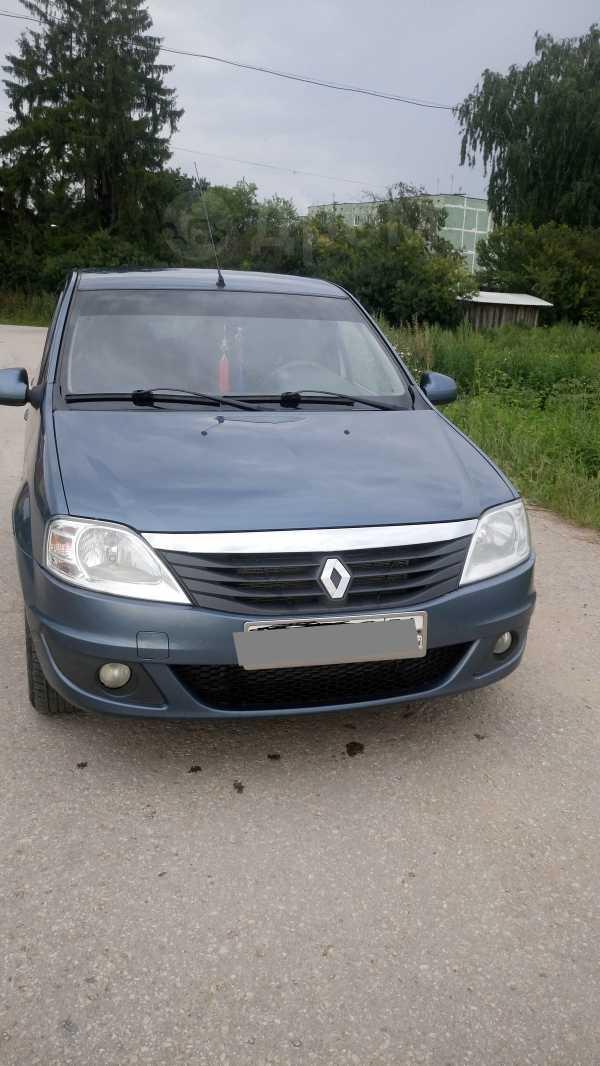 Renault Logan, 2010 год, 285 000 руб.