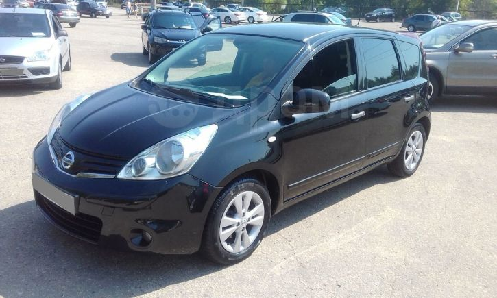 Nissan Note, 2008 год, 449 000 руб.