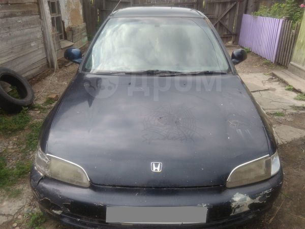 Honda Civic, 1992 год, 100 000 руб.