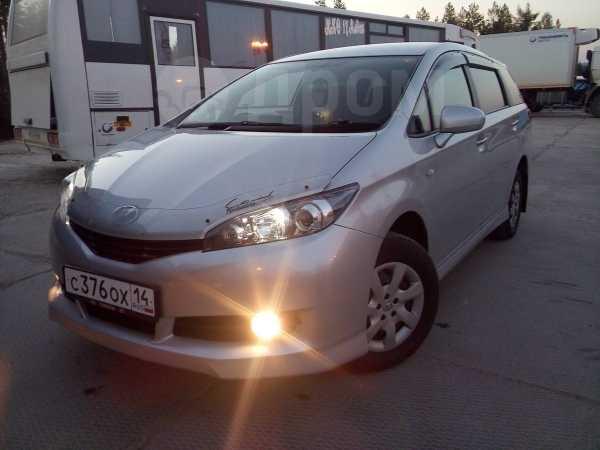 Toyota Wish, 2011 год, 800 000 руб.