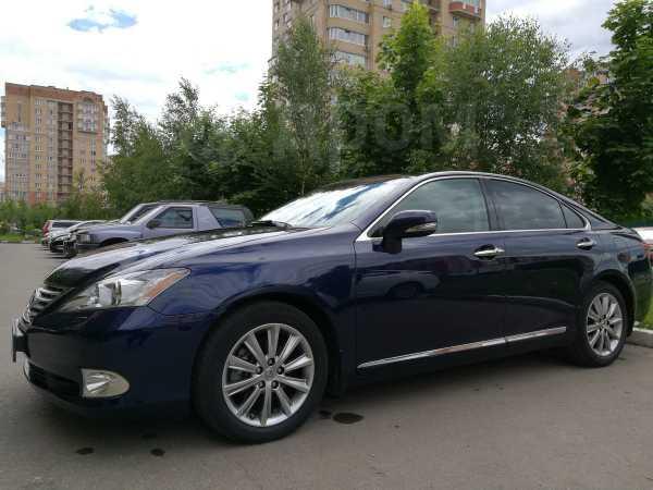 Lexus ES350, 2010 год, 1 280 000 руб.
