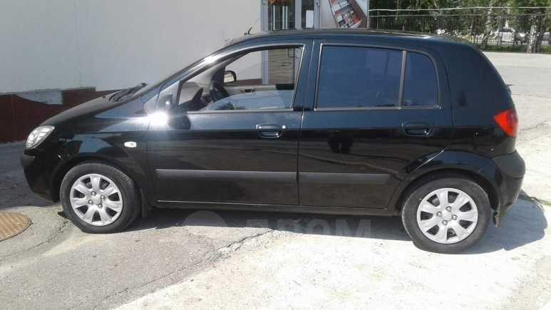Hyundai Getz, 2009 год, 307 000 руб.