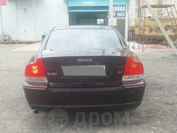 Volvo S60, 2007 год, 390 000 руб.