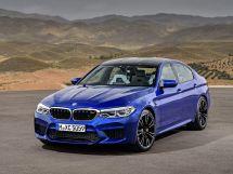 BMW M5 2017, седан, 6 поколение, G30