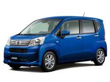 Daihatsu Move рестайлинг 2017, хэтчбек 5 дв., 6 поколение