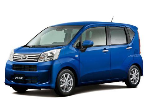 Daihatsu Move  08.2017 -  н.в.