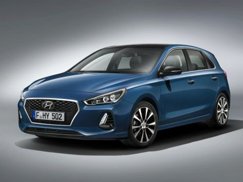 Hyundai i30 (PD) 10.2016 -  н.в.