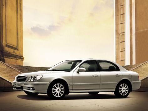 Hyundai Sonata (EF) 02.2001 - 05.2013