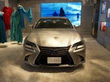 Lexus GS300h рестайлинг, 4 поколение, 11.2015 - н.в., Седан